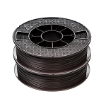 ABS  Premium Filament, 2x500g (2-pack), Black