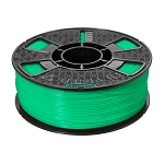 ABS PLUS Premium Filament, 1 kg, Green
