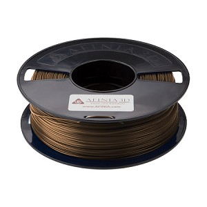 ABS 1.75 mm  Filament 1kg - Gold