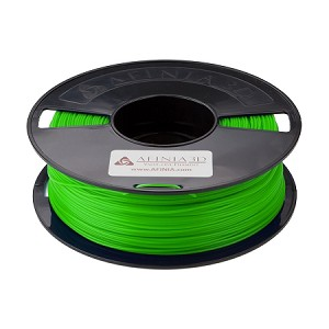 ABS 1.75 mm  Filament 1kg - Green
