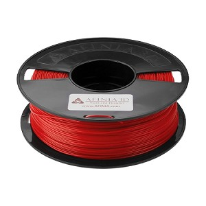 ABS 1.75 mm  Filament 1kg - Red