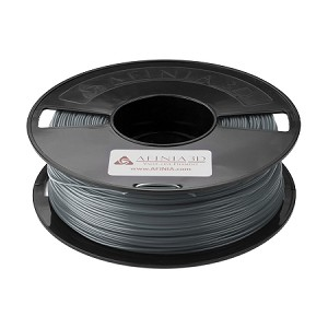 ABS 1.75 mm Filament 1kg - Silver