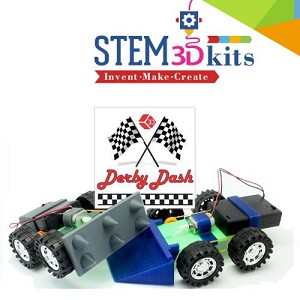 Demolition Derby STEM Kit
