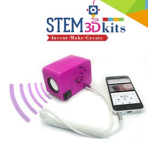 Mini Boom Box STEM Kit