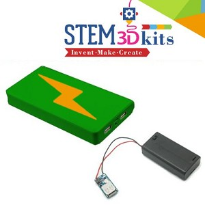 USB Powerbank STEM Kit