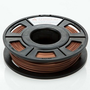 Specialty PLA Filament - Copper-infused