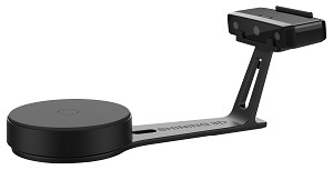EinScan-SE 3D Scanner with Turntable  (1yr limited warranty)