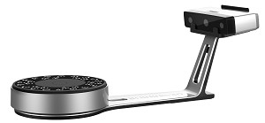 EinScan-SP 3D Scanner with Turntable  (1yr limited warranty)