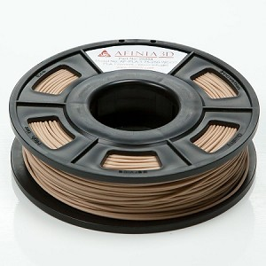 Specialty PLA FIlament - Wood-infused