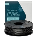 AFINIA Graphene-enhanced PLA Filament, 1.75, High Strength, 400g, Dark Grey