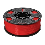 ABS PLUS Premium Filament, 1 kg, Red