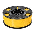ABS PLUS Premium Filament, 1 kg, Yellow