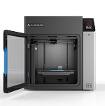 H+1 3D Printer (1yr limited warranty), 10x8x8 build area, WiFi, Ethernet, USB, Touchscreen