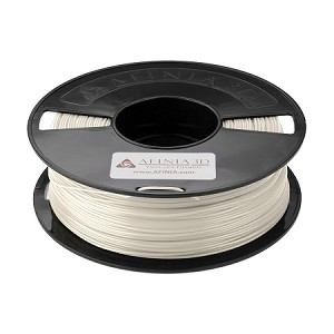 ABS 1.75 mm  Filament 1kg - White