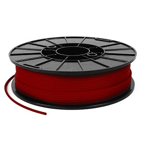 NinjaTek Cheetah Flexible Filament - Fire (Red)