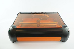 Emblaser 2 Laser Cutter/Engraver, 500X300X50 mm bed, with Air Assist, Camera, WiFi