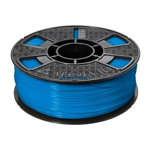ABS PLUS Premium Filament, 1 kg, Blue