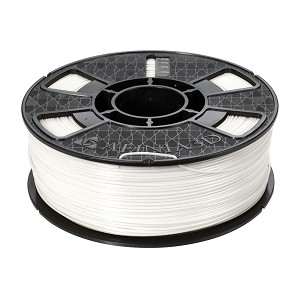 ABS PLUS Premium Filament, 1 kg, White
